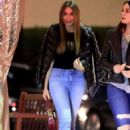Sofia Vergara – Out for dinner at Il Pastaio in Beverly Hills