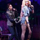 Neil Patrick Harris in the broadway musical HEDWIG AND THE ANGREY INCH