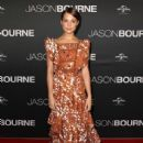 Alicia Vikander arrives ahead of the Jason Bourne Australian Premiere at Hoyts Entertainment Quarter on July 3, 2016 in Sydney, Australia