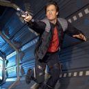 Kevin Sorbo as Captain Dylan Hunt in Andromeda