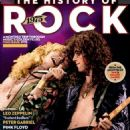 The History Of Rock Magazine Cover [United Kingdom] (May 2016)
