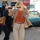 Mischa Barton at a Beverly Hills Gas Statino