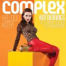 Kat Dennings Complex Magazine April 2011