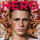 Colton Haynes - Hero Magazine Cover [United States] (September 2011)