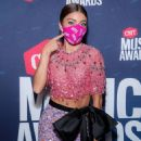 Sarah Hyland – 2020 CMT Music Awards in Nashville - 454 x 596