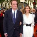 Quentin Tarantino and Sofia Coppola