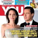 Angelina Jolie and Brad Pitt - 454 x 595