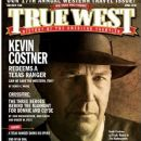 Kevin Costner - True West Magazine Cover [United States] (April 2019)