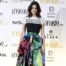 Isabeli Fontana – 2018 Woman Awards in Madrid