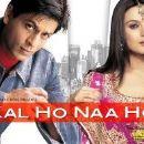Shahrukh Khan and Preity Zinta