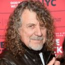 Robert Plant attends the Third Annual Love Rocks NYC Benefit Concert for God's Love We Deliver on March 07, 2019 in New York City