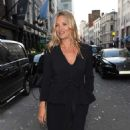 Kate Moss at the Stella McCartney store on Bond St in London - 454 x 729