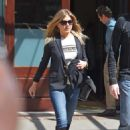 Jennifer Aniston Out and About In Nyc
