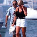Princess Diana and Dodi Fayed