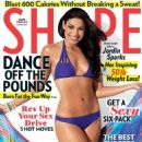 Jordin Sparks August2012 issue of Shape Magazine