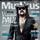 Vinnie Paul - Muzikus Magazine Cover [Czech Republic] (January 2013)