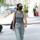 Katie Holmes – Running errands in New York