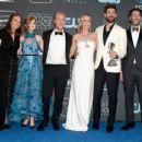 Emily Blunt and John Krasinski : The 24th Annual Critics' Choice Awards - 454 x 347