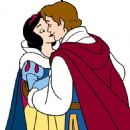 Snow White and Prince Charming - 454 x 466