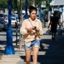Nikki Reed Runs Some Errands In LA