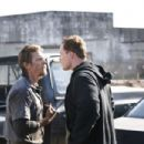Barry Pepper and Cole Hauser in the scene of Like Dandelion Dust. - 454 x 302