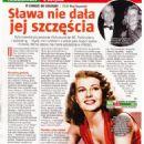 Rita Hayworth - Tele Tydzień Magazine Pictorial [Poland] (2 August 2019) - 454 x 642