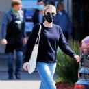 Emma Roberts – Shopping at Rite Aid in Los Angeles
