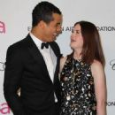 Jacob Artist and Bonnie Wright - 454 x 681