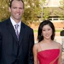 Bret Hedican and Kristi Yamaguchi and Bret Hedican