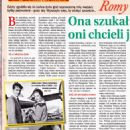 Romy Schneider - Retro Magazine Pictorial [Poland] (February 2019) - 454 x 642