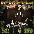 Dean Butterworth, Billy Martin, Paul Thomas, Benji Madden, Joel Madden - Vegas Rocks Magazine Cover [United States] (December 2010)