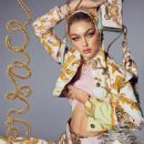 Gigi Hadid by Steven Meisel for Versace SS Campaign 2018