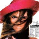 Elle Macpherson - Elle Magazine Pictorial [United States] (January 1986) - 454 x 591