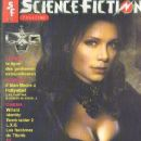 Peta Wilson - Science Fiction Magazine Cover [France] (October 2003)