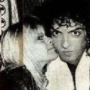 Samantha Fox and Paul Stanley - 197 x 336