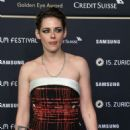 Kristen Stewart – 'Seberg' Premiere at 15th Zurich Film Festival in Zurich