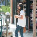 Jordana Brewster- June 30, 2016-  Runs Errands in Wedges - 437 x 600