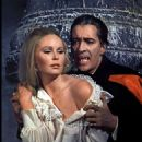 Veronica Carlson, Christopher Lee - 454 x 578
