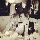 Lauren Conrad and William Tell's Wedding Day September 13, 2014 - 454 x 457