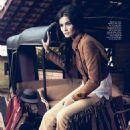 Caroline Ribeiro - InStyle Magazine Pictorial [Brazil] (April 2013) - 454 x 546