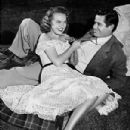 Glenn Ford and Terry Moore