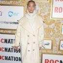 Jasmine Sanders – Roc Nation THE BRUNCH 2018 in New York City - 454 x 644