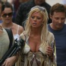 Tara Reid - Photoshoot On Sydney Harbour In Australia, 06.12.2007.