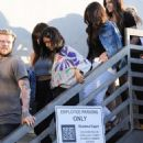 Selena Gomez leaves Nine Zero hair salon in West Hollywood, California on July 13, 2016 - 454 x 533