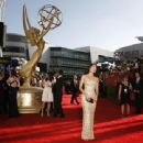 Sandra Oh - The 61 Primetime Emmy Awards Held - The Nokia Theatre In Los Angeles, California 2009-09-20 - 454 x 339