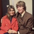1968 - Mireille Strasser and Peter Noone - 425 x 440