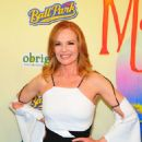 Marg Helgenberger – Opening night for Escape to Margaritaville in New York - 454 x 587
