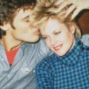 Melanie Griffith and Steven Bauer