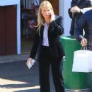 Gwyneth Paltrow – Leaving her Goop Lab store in Santa Monica