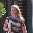 Ali Larter – Spotted at Tracy Anderson studio in Brentwood - 454 x 681